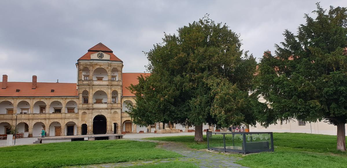 Průmyslové muzeum v Mladějově je k turistům každý rok vstřícnější, kraj pomáhá
