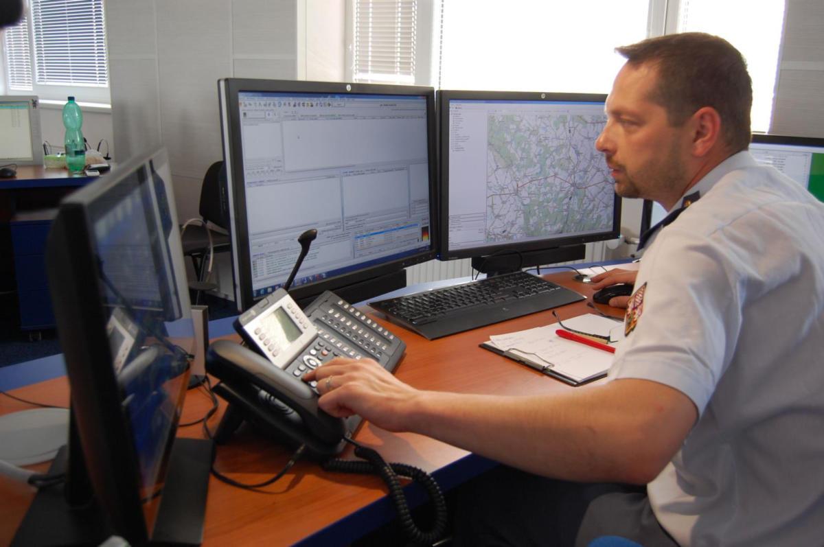 Telefonní centrum tísňového volání 112 (TCTV 112) při Krajském operačním a informačním středisku HZS Pardubického kraje v Pardubicích.