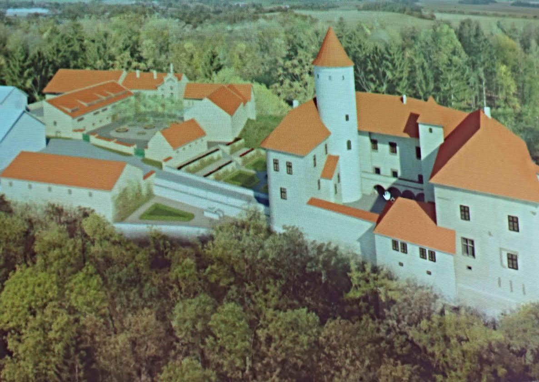 Obec Předhradí získala v aukci bývalý pivovar
