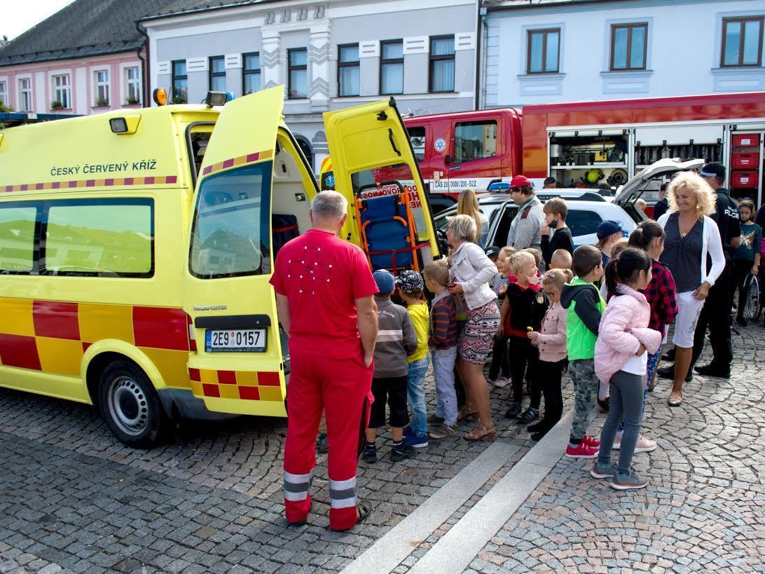Schopnost první pomoci zachraňuje životy