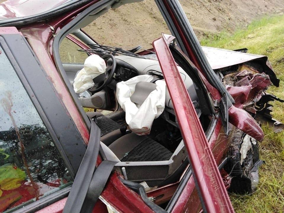 Dopravní nehody u Slatiňan...