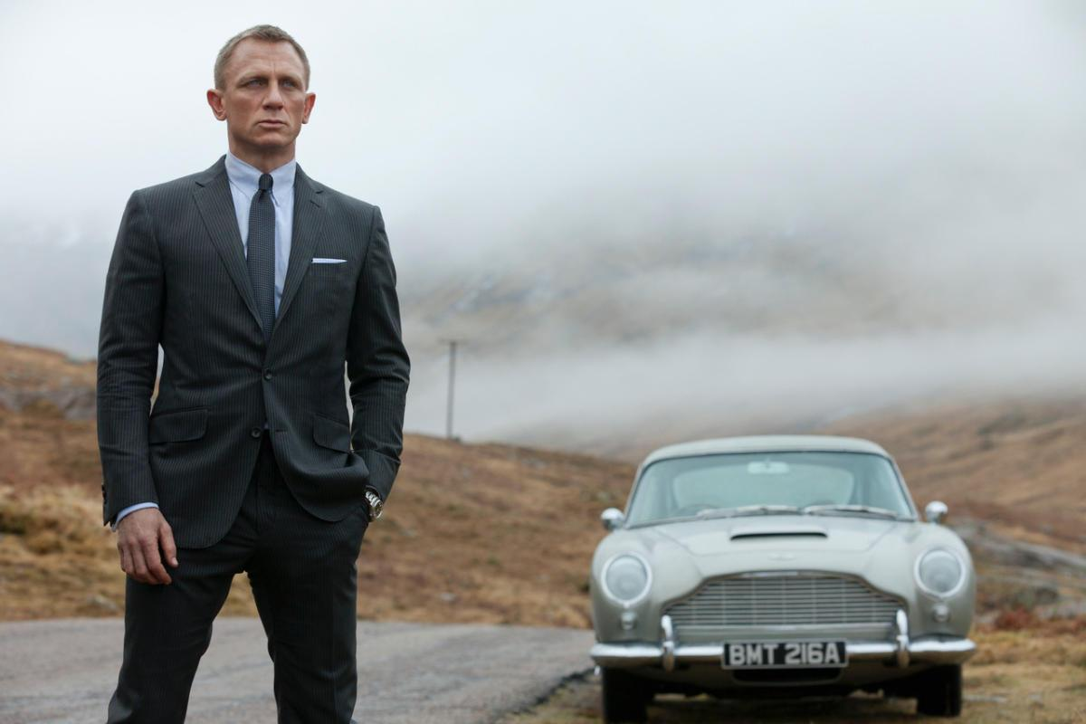 James Bond 007 - Daniel Craig - MGM