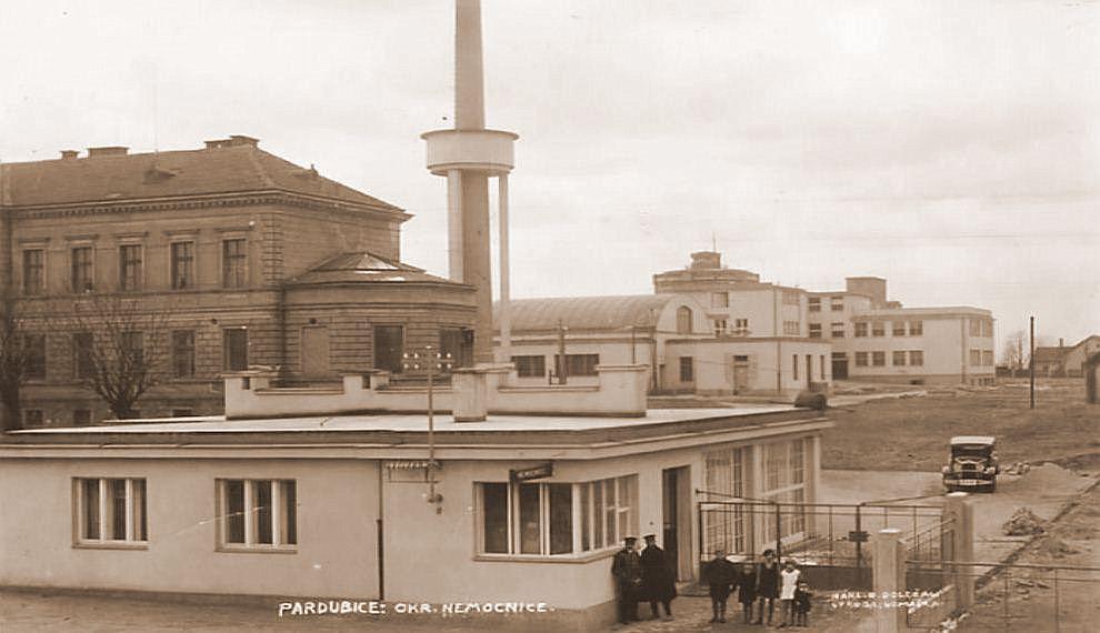 1930 nova nemocnice x
