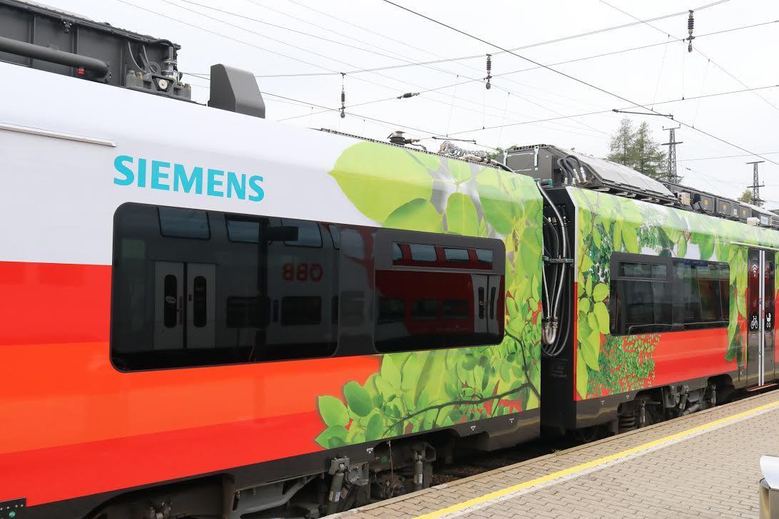 Akumulátorové železniční soupravy by se mohly brzy objevit na naší železnici