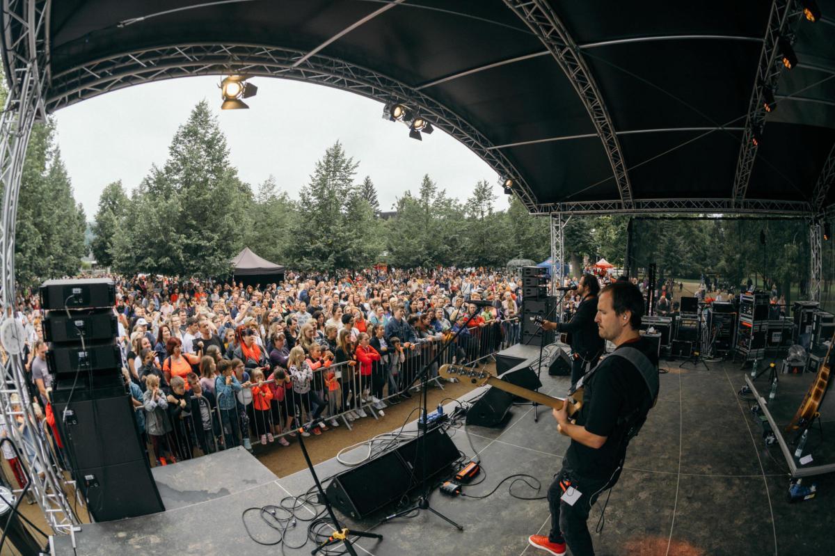 SOUNDTRACK PodebradyInternational Festival of Film Music and Multimedia | foto: Lukas Neasi