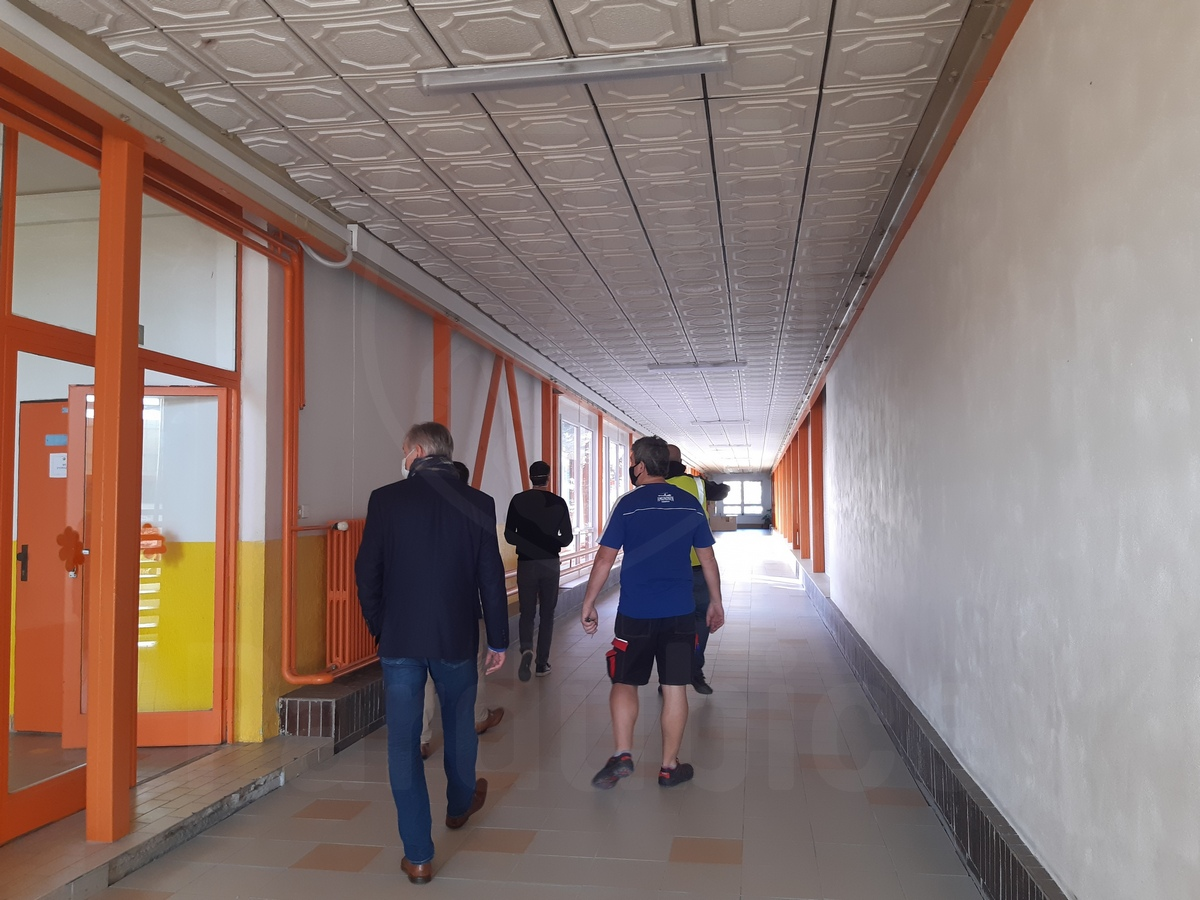 Zahájeno. Nová Montessori škola vznikne na Dubině