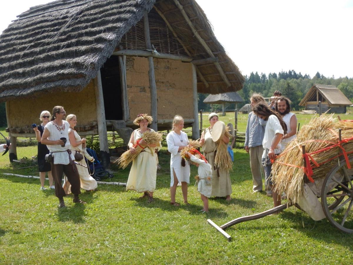 V Zemi Keltů v Nasavrkách pokračuje festival keltské kultury Lughnasad