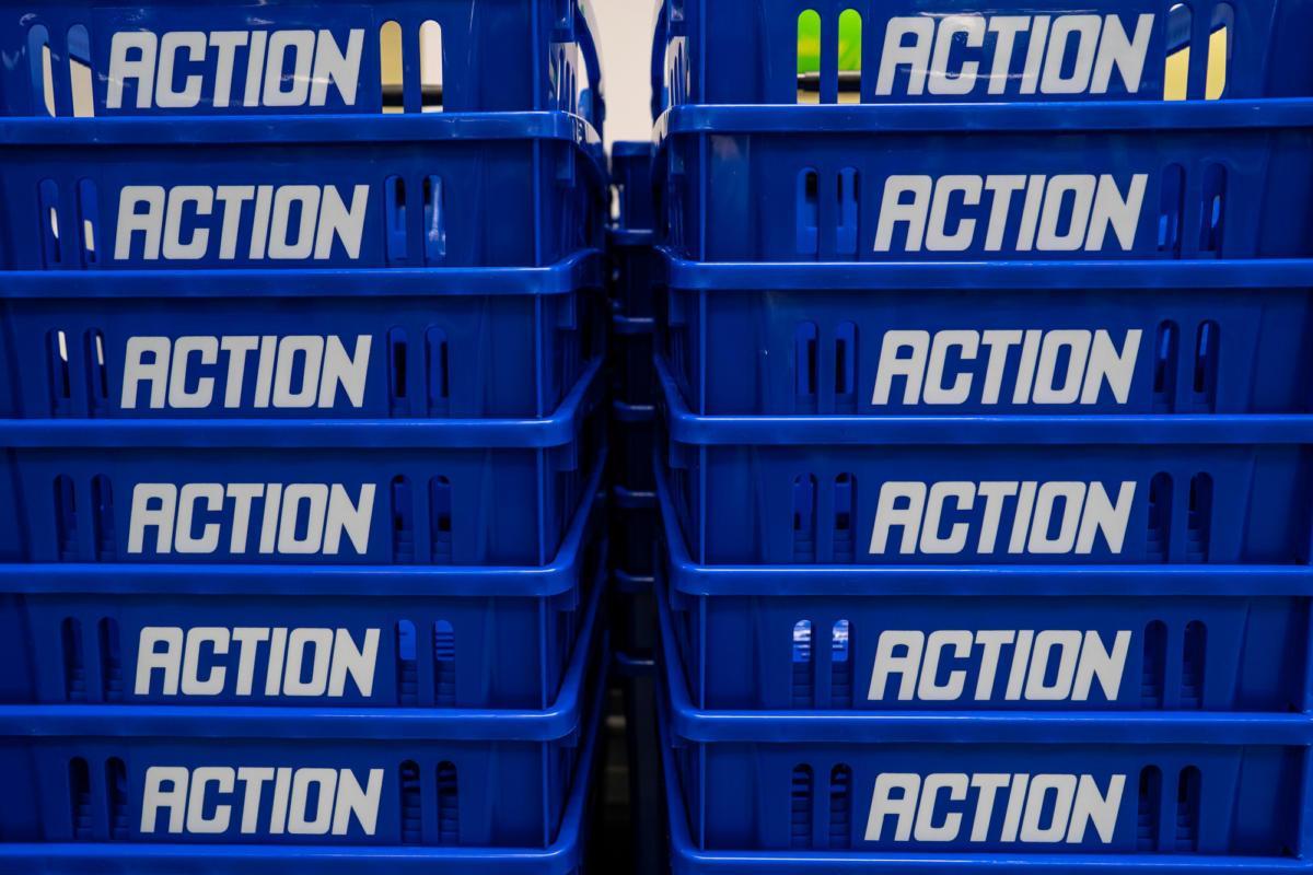 Diskont Action Pardubice