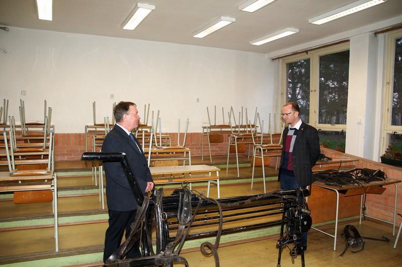 Jezdecká škola v Kladrubech má novou kuchyň a demonstrační učebnu