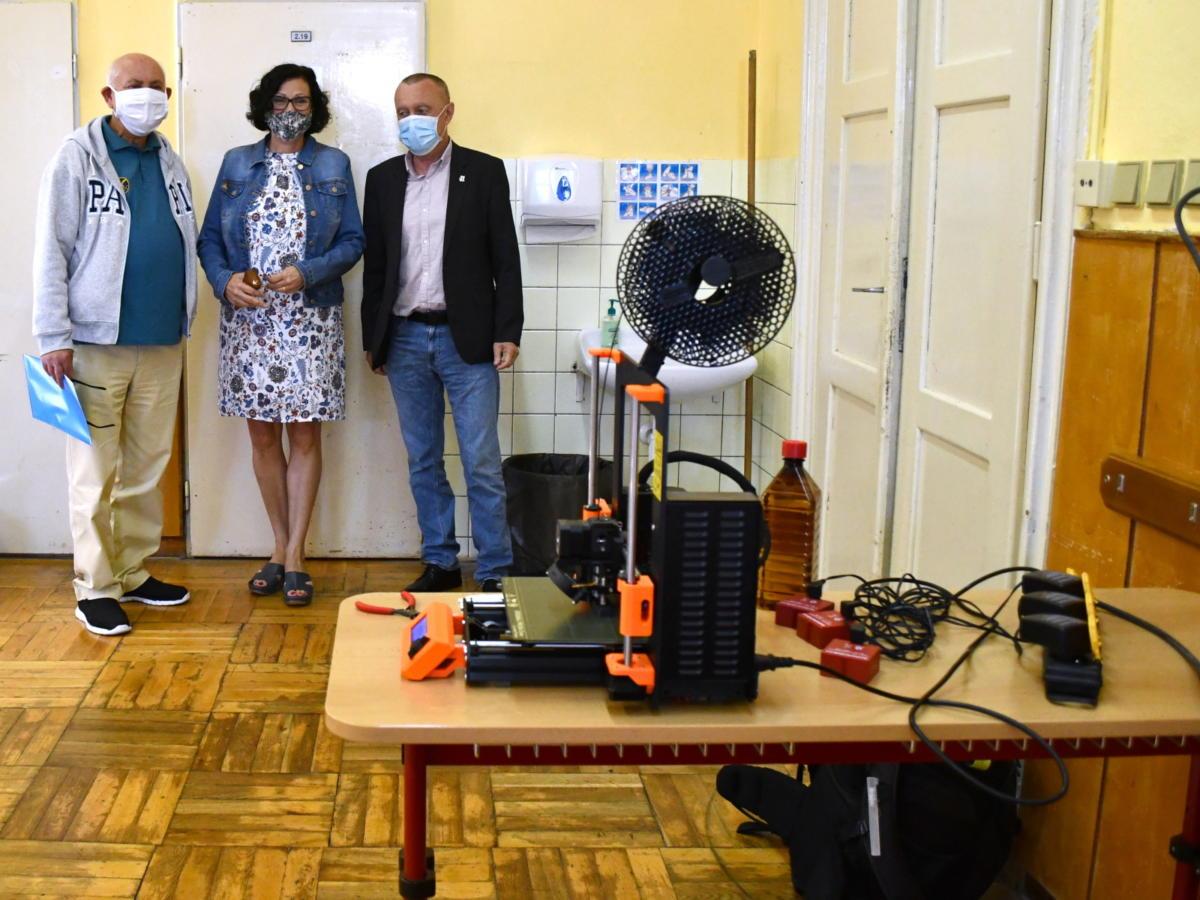 Letní robotický kemp v Žamberku se uskutečnil podeváté