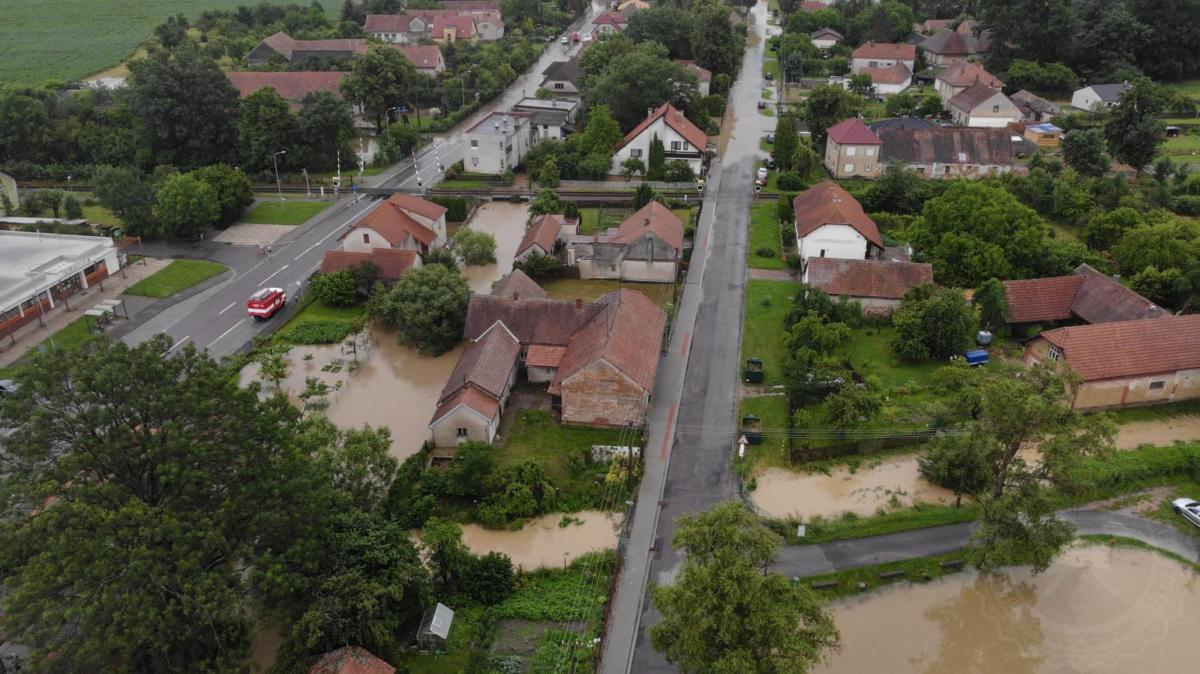 HZS DRON Zaplavy 2906202001