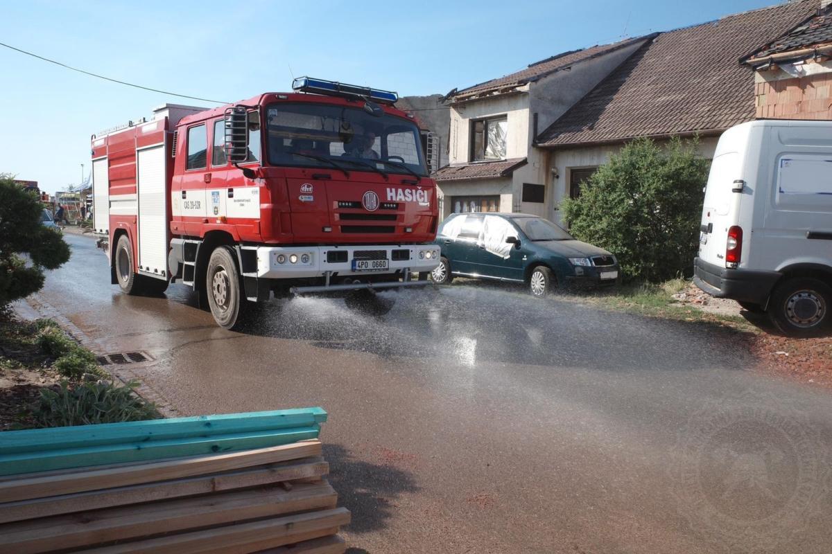HZS Morava hasici 0107202101