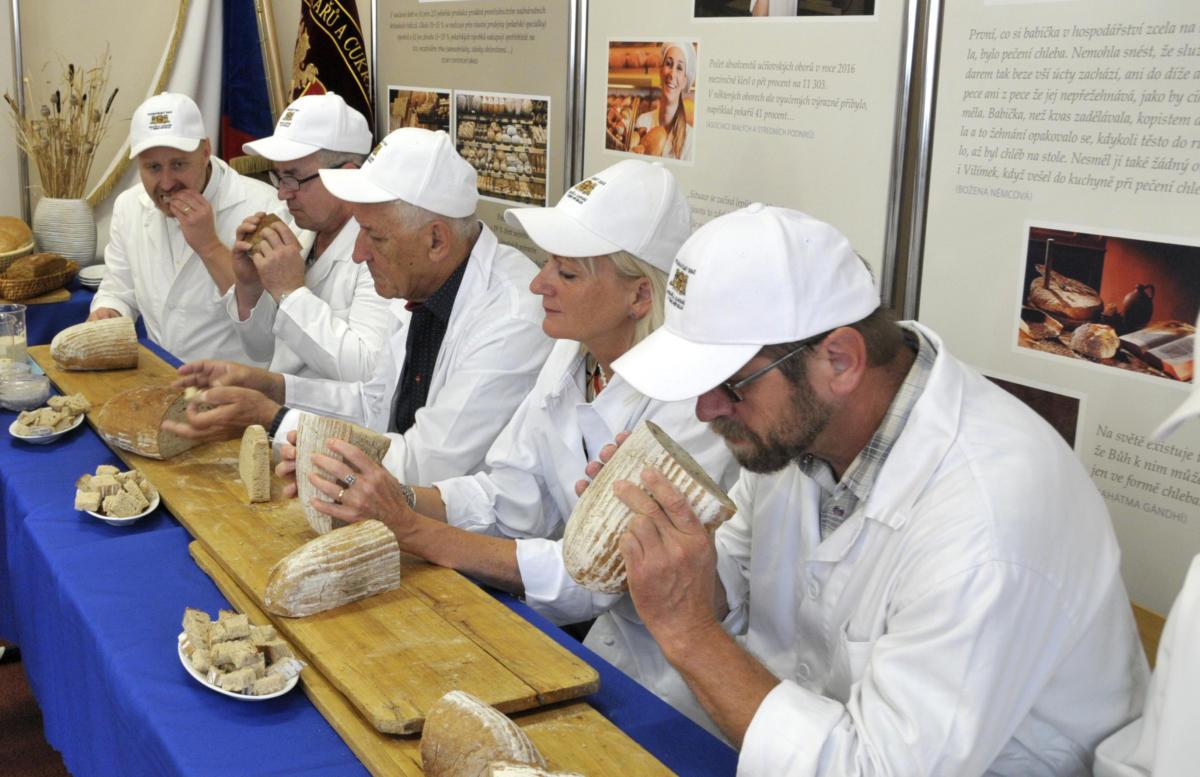 Hodnocení chleba