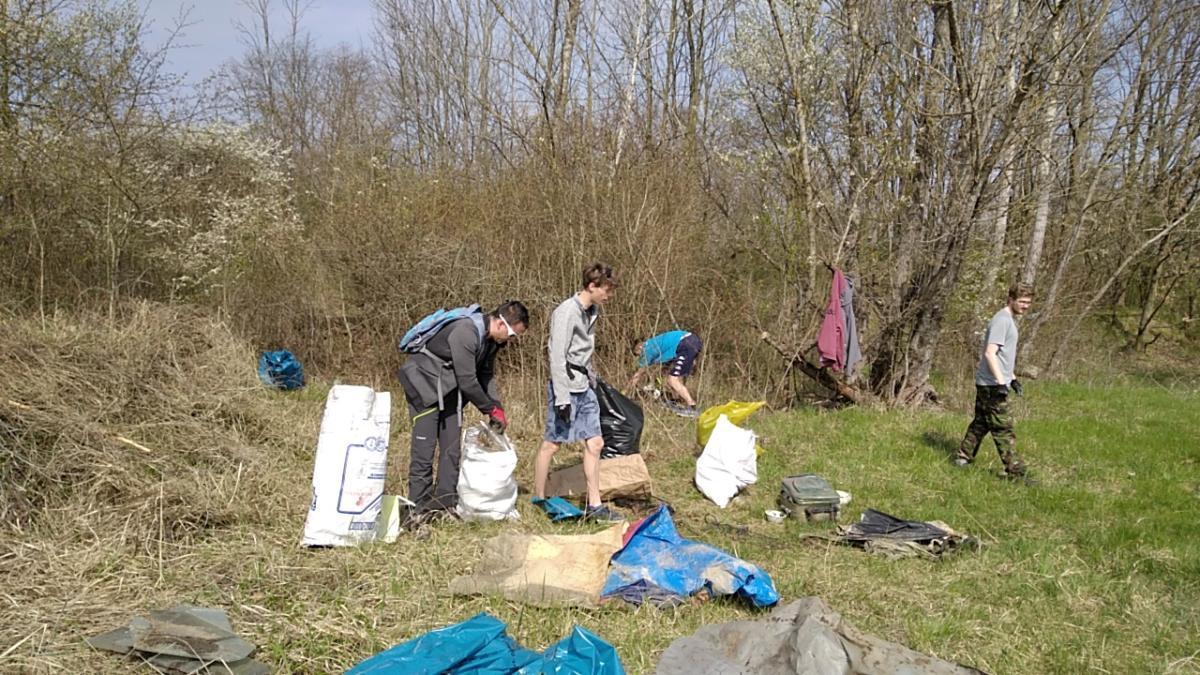 Příroda v okolí Pardubic ožila díky dobrovolníkům