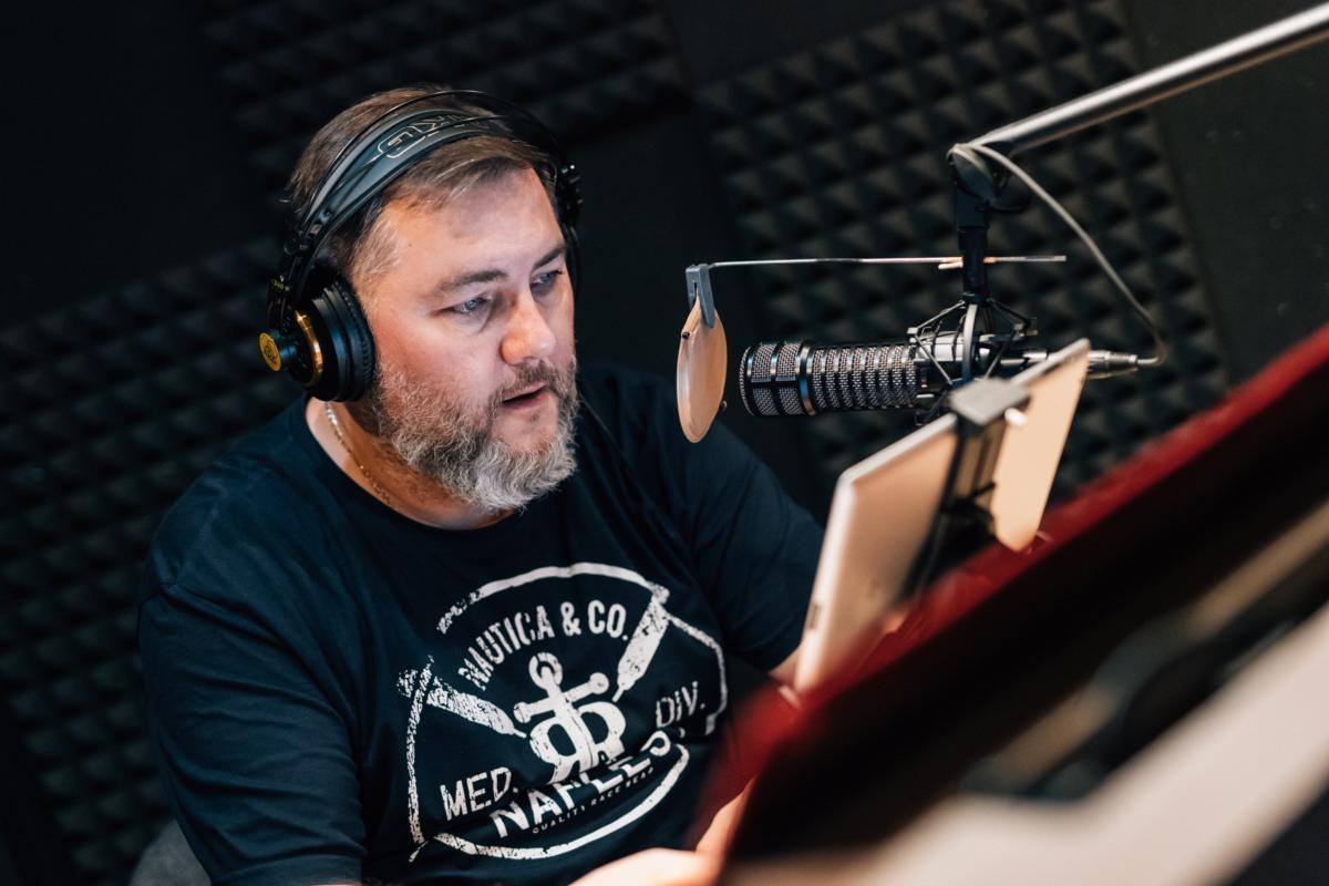 Strhující příběh, překvapivá hudební čísla i výzva pro BohdanaTůmu. Audiokniha Jiřího Ševčíka je na světě!