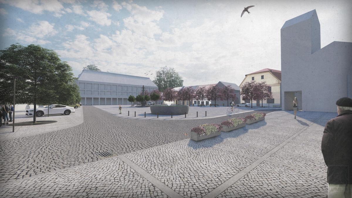 Mimoň urbanismus - Daniel MÂaüko a Šimon Vitásek