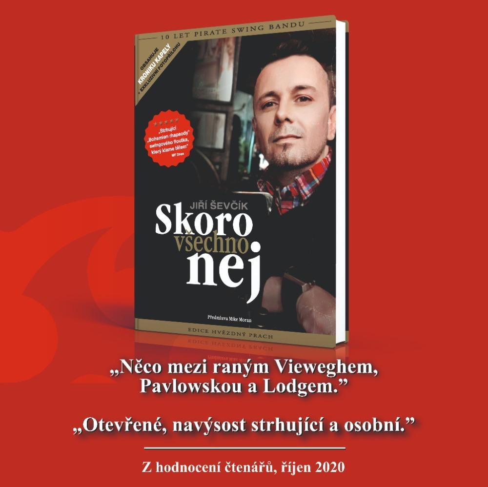 Jiří Ševčík - Skoro všechno nej - hodnocení knihy