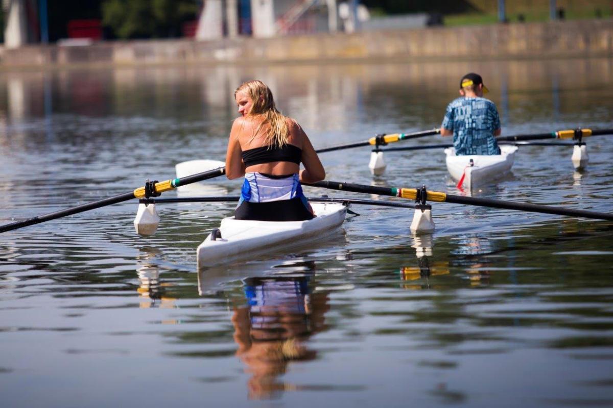 Sportovní park Pardubice je již známou značkou, na kterou město může být hrdé   Foto: Tomáš Kubelka