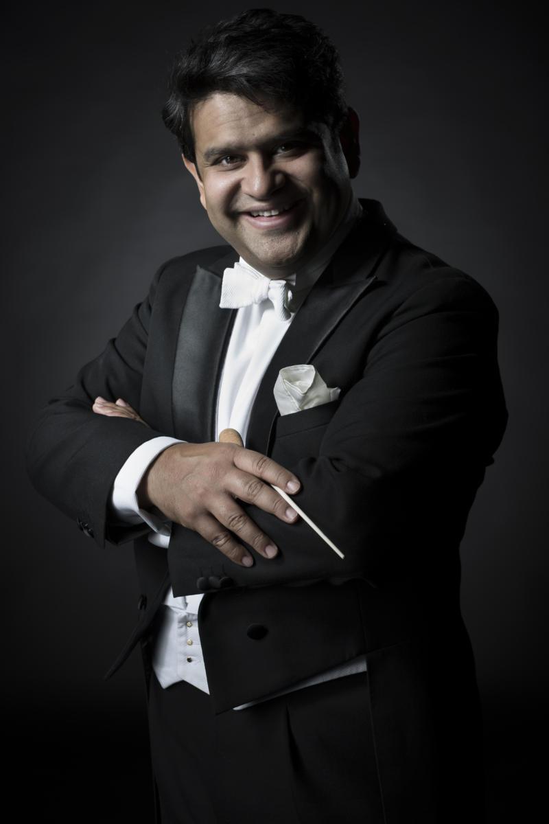 dirigent Debashish Chaudhuri