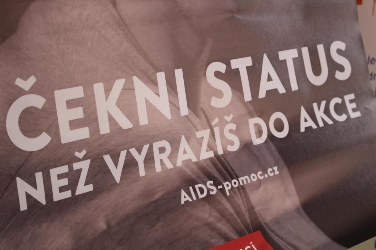 HIV poradna v Orlickoústecké nemocnici testuje bez předsudků