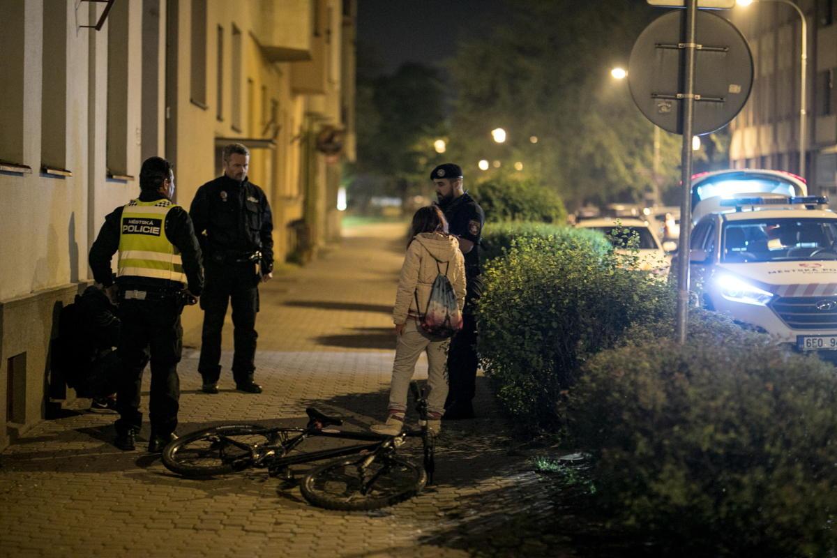 O čarodějné noci čaroval hlavně alkohol | Městská Policie Pardubice