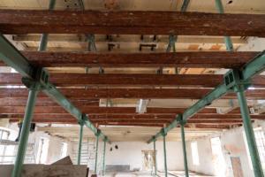 Renovace trámů