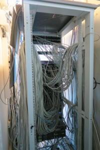 Stěhování centrály sítí
