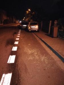Boural, nezastavil a poničil dalších 6 vozidel