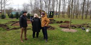 Na Špici začala výstavba nového workoutového hřiště pro veřejnost