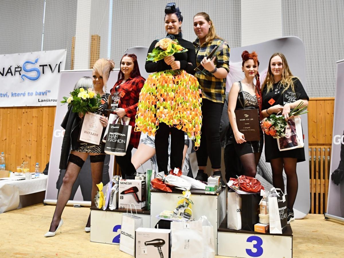 20. ročník soutěže Kalibr cup - vitez vlasy