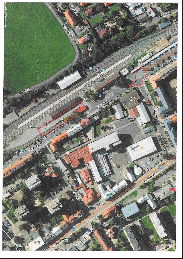 Terminál veřejné dopravy Chrudim - příloha 1
