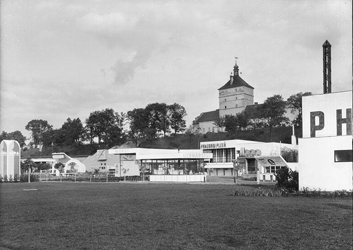 Výstava tělesné výchovy a sportu 1931