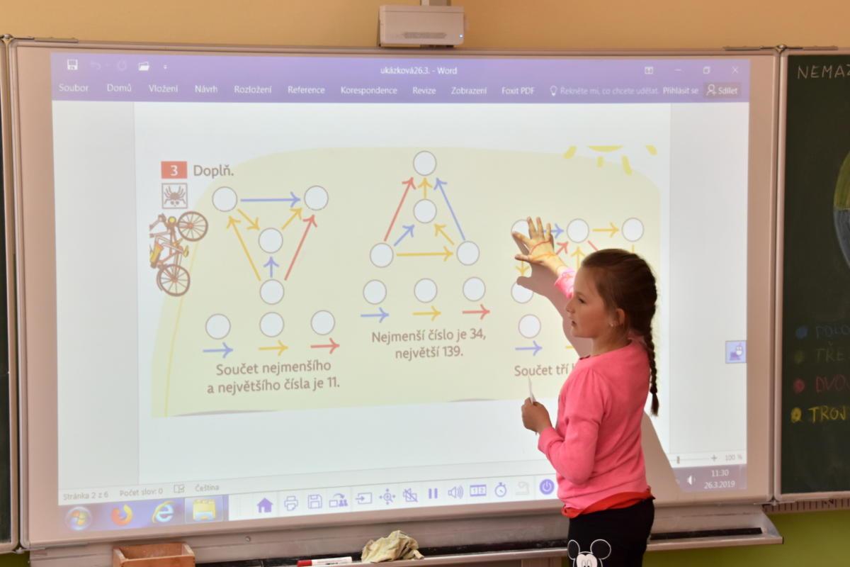 Hejného metodu výuky matematiky si učitelé i žáci chválí