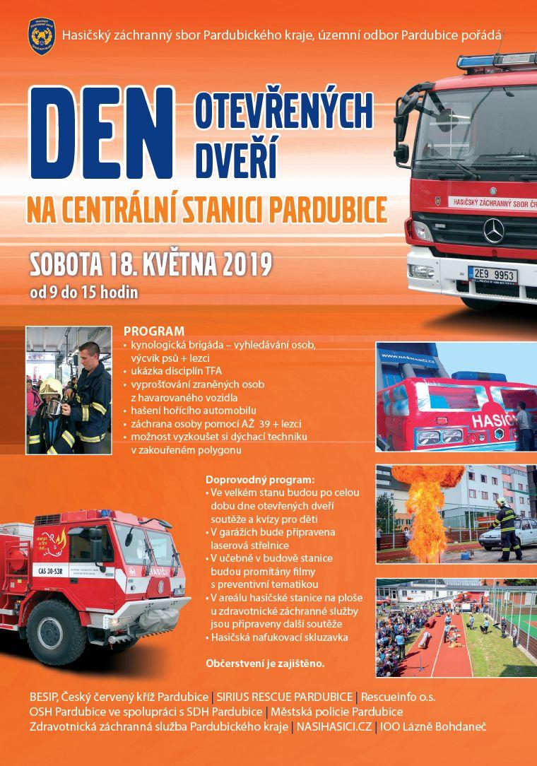 Den dveří Pardubice 2019