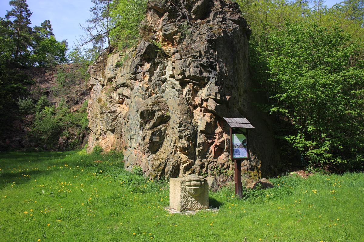 Geolokalita Brloh
