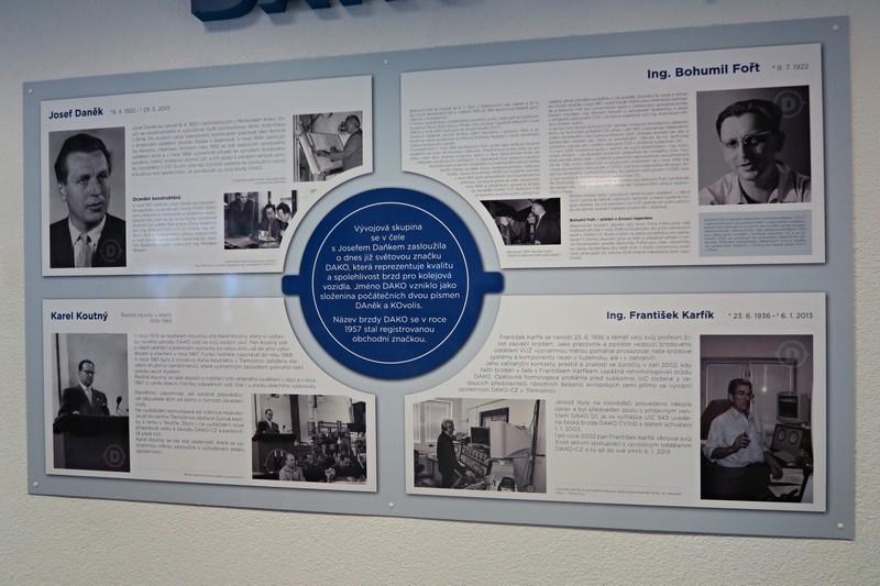 V Třemošnici slaví den vynálezce Josefa Daňka