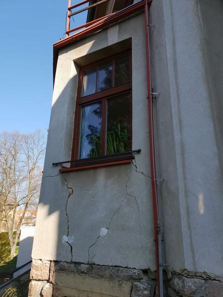 Kraj pomůže s havarijním stavem budovy Českého červeného kříže v Ústí nad Orlicí