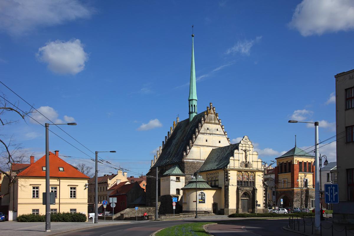 Kostel sv. Bartoloměje, Pardubice