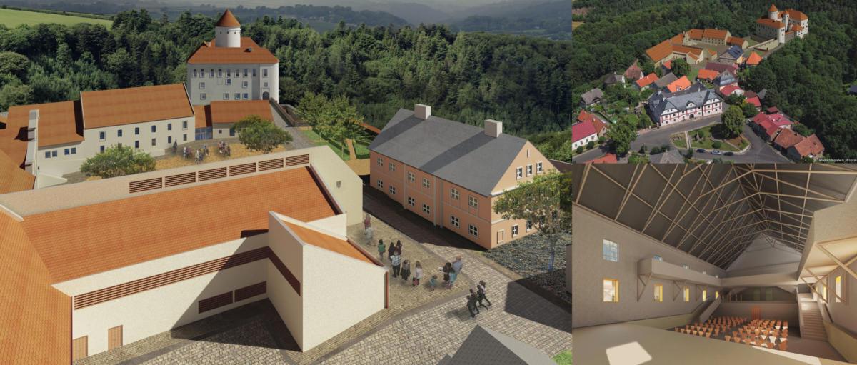 Revitalizace areálu hradu Rychmburk - Dominika Dašková01