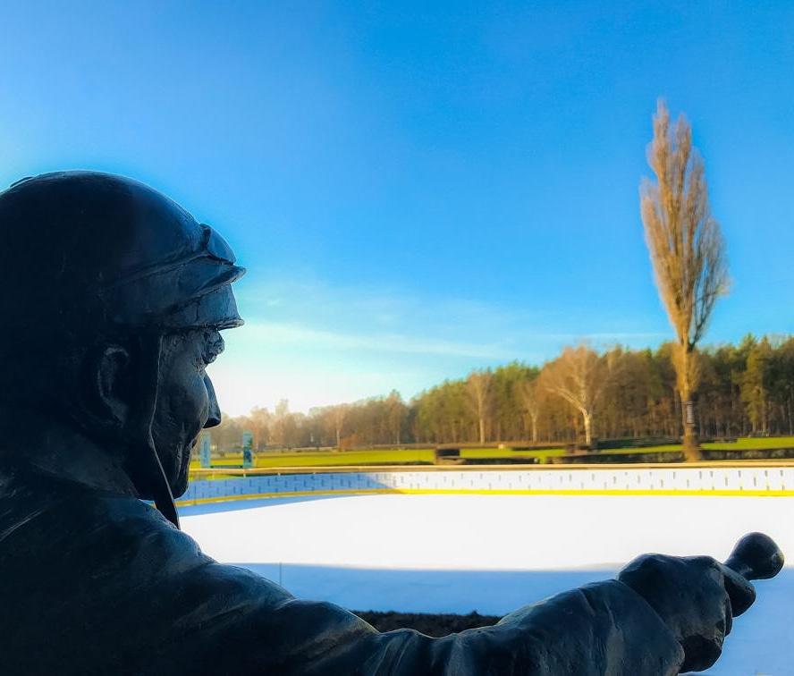 Zimní sportovní park: Startujeme!