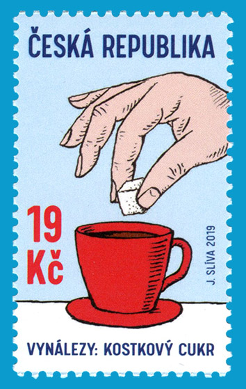 Kostkový cukr je zdílny autora Jiřího Slívy