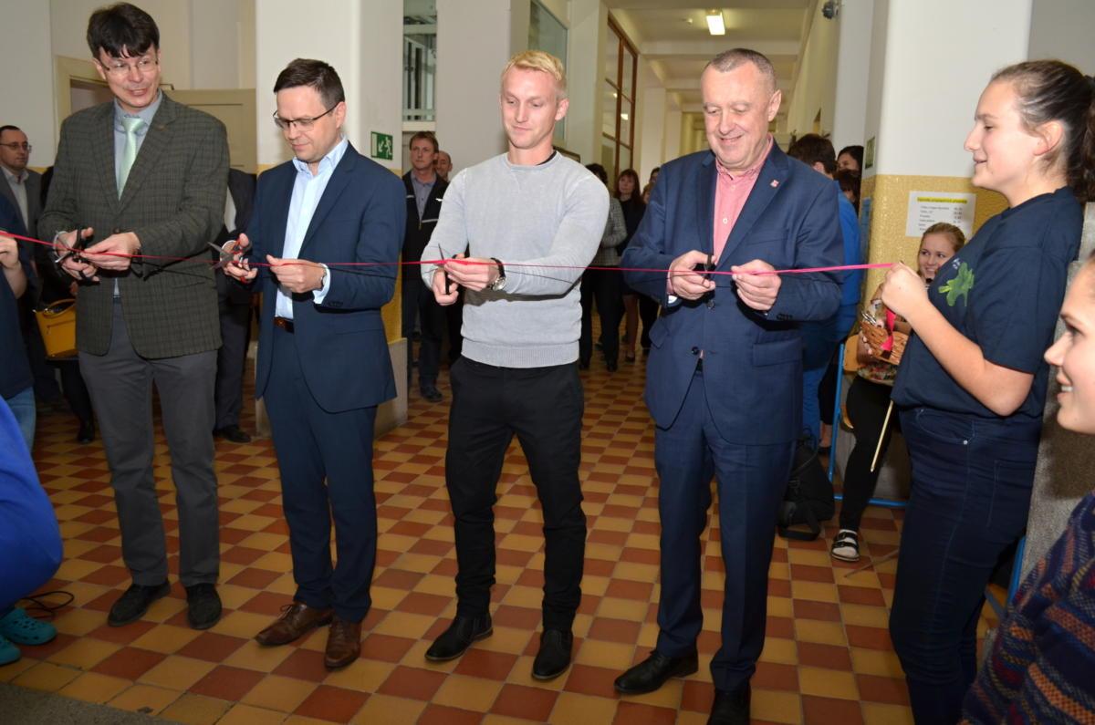 Gymnázium v Ústí nad Orlicí má nové učebny i vybavení