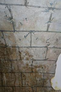 Detail fresky