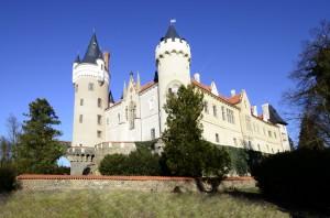 Zleby Zamek