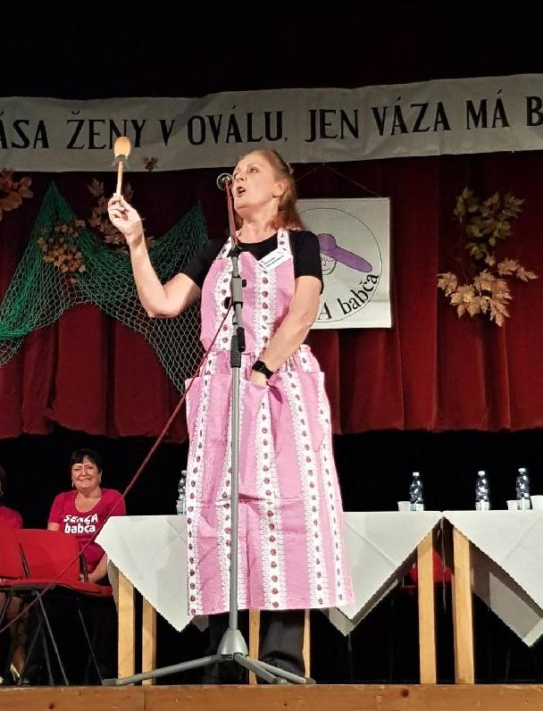 Vítězka – SENZAbabčou je letos v kraji Zuzana Pospíšilová z Pardubic