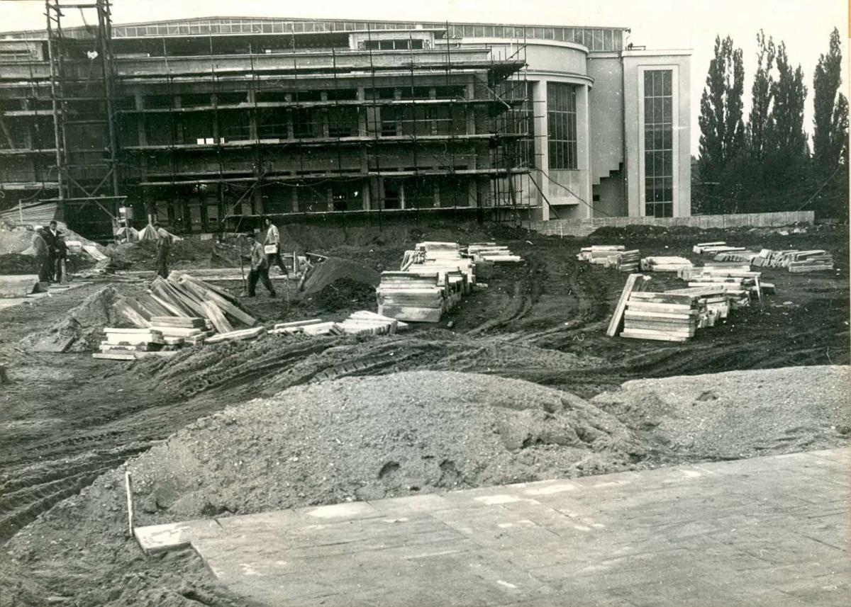 Zimní stadion, 1961, P 2365
