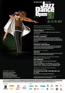 Jazz Dance Open 2017 @ Pardubice