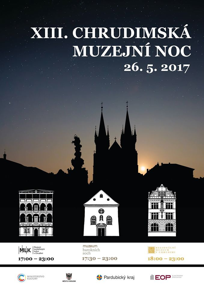 Muzejni noc Chrudim 2017