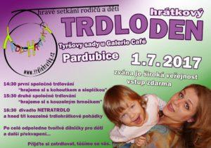 Trdlohrátkový Den @ Tyršovy sady, Pardubice