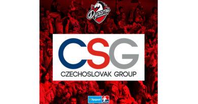 Holding CSG se stal partnerem klubu HC Dynamo Pardubice…